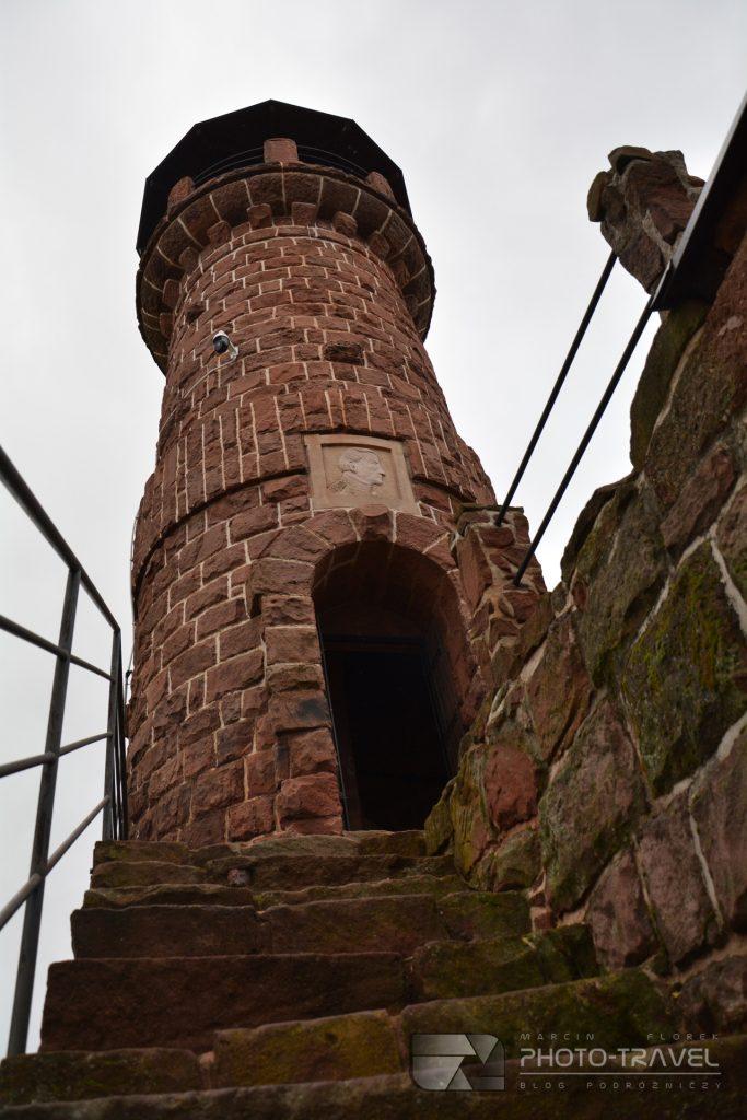 Wieża widokowa na Górze Wszystkich Świętych - wieże widokowe w Kotlinie Kłodzkiej
