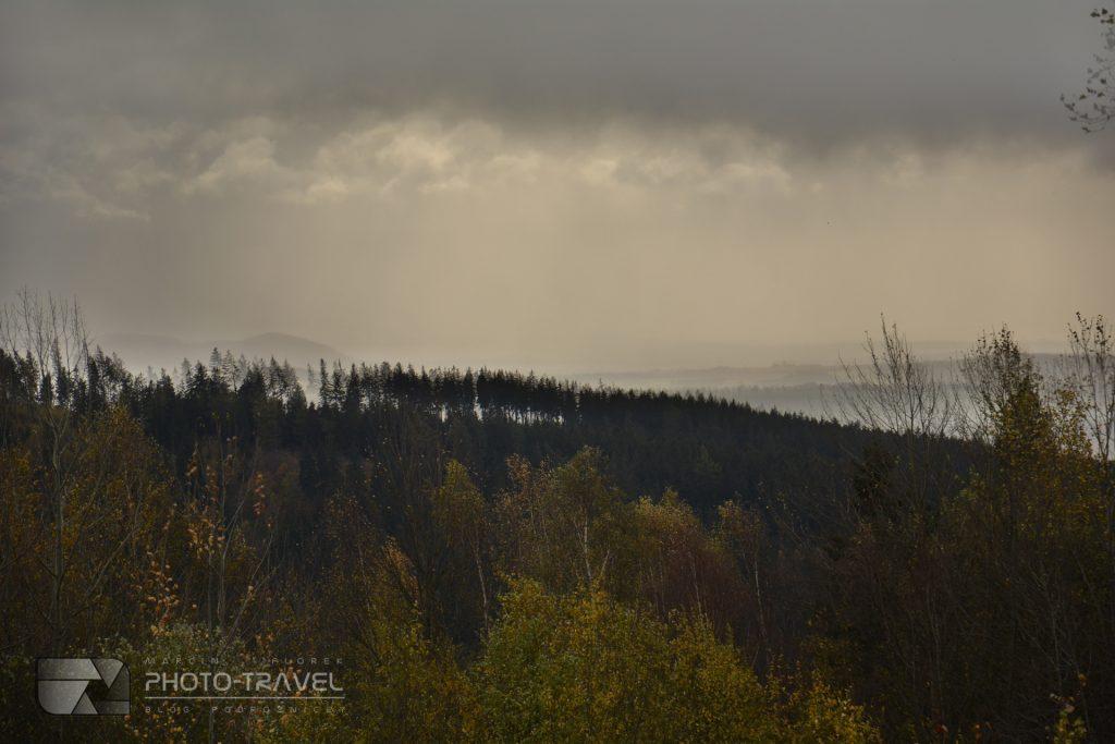Wieże widokowe na Dolnym Śląsku - Wzgórza Włodzickie