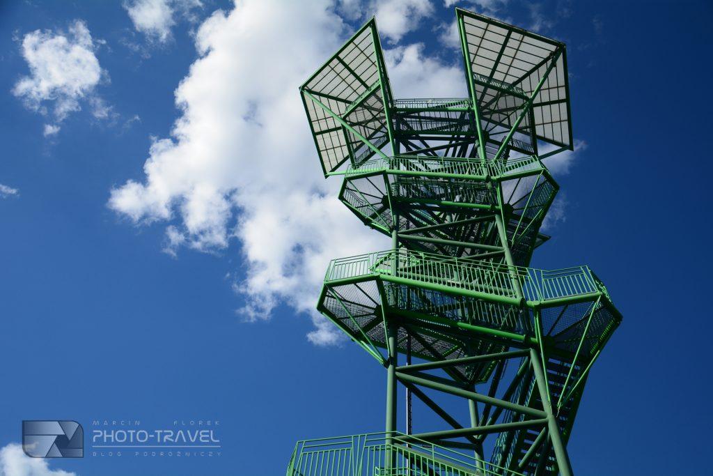 Wieże widokowe na Dolnym Śląsku - Wieża w Kotowicach pod Wrocławiem