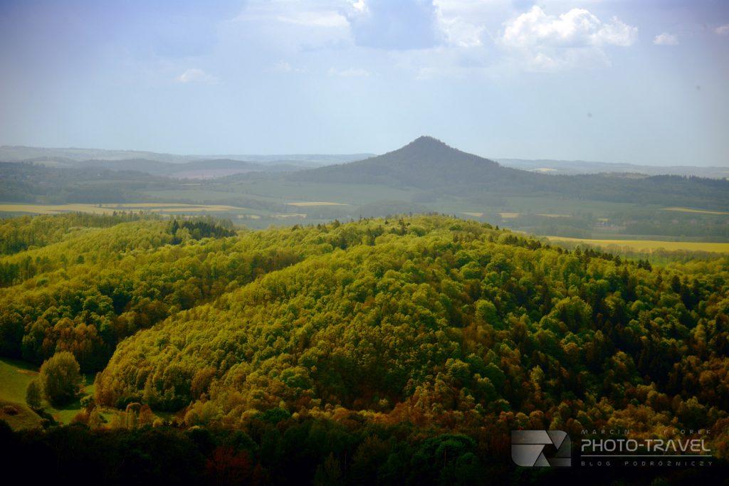 Wieże widokowe na Dolnym Śląsku - Ostrzyca