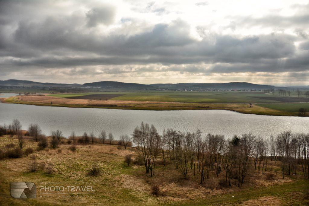 Wieże widokowe na Dolnym Śląsku - Mściwojów koło Jawora