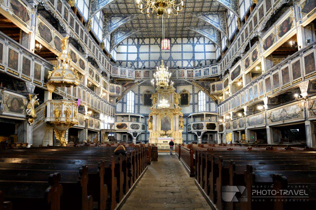 Kościoły Pokoju w Jaworze i Świdnicy zwiedzanie