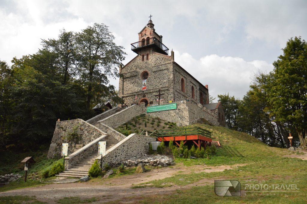 Wieże widokowe na Dolnym Śląsku - Ślęża
