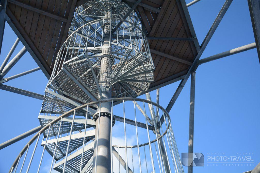 Wieża widokowa na Kłodzkiej Górze