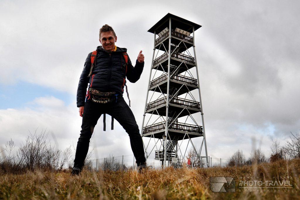Wieże widokowe na Dolnym Śląsku - Wieża widokowa w Mściwojowie koło Jawora