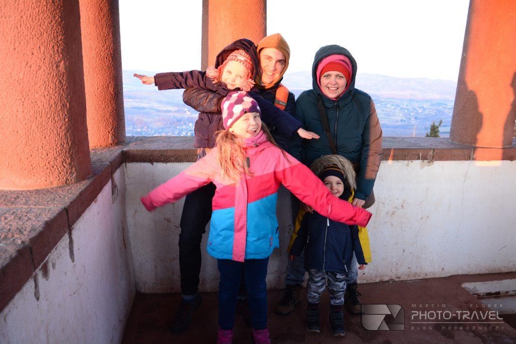 Wieża widokowa na Górze Świętej Anny w Nowej Rudzie- Wieże widokowe na Dolnym Śląsku