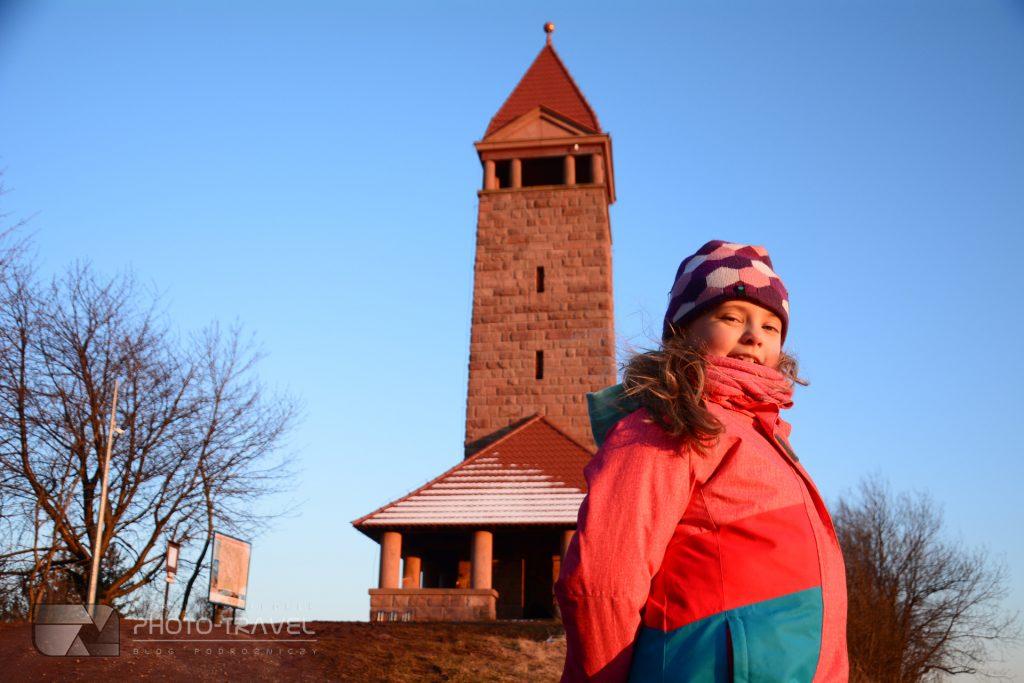 Wieża widokowa na Górze Świętej Anny - Wieże widokowe na Dolnym Śląsku