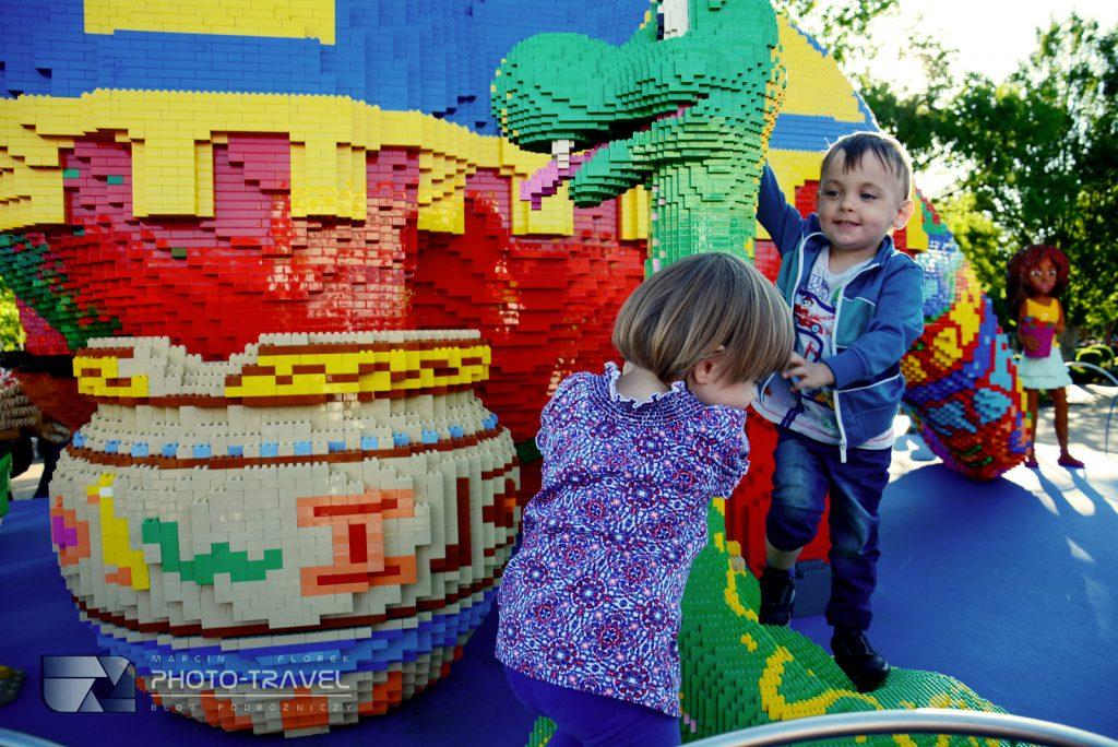 Legoland Dania z dziećmi