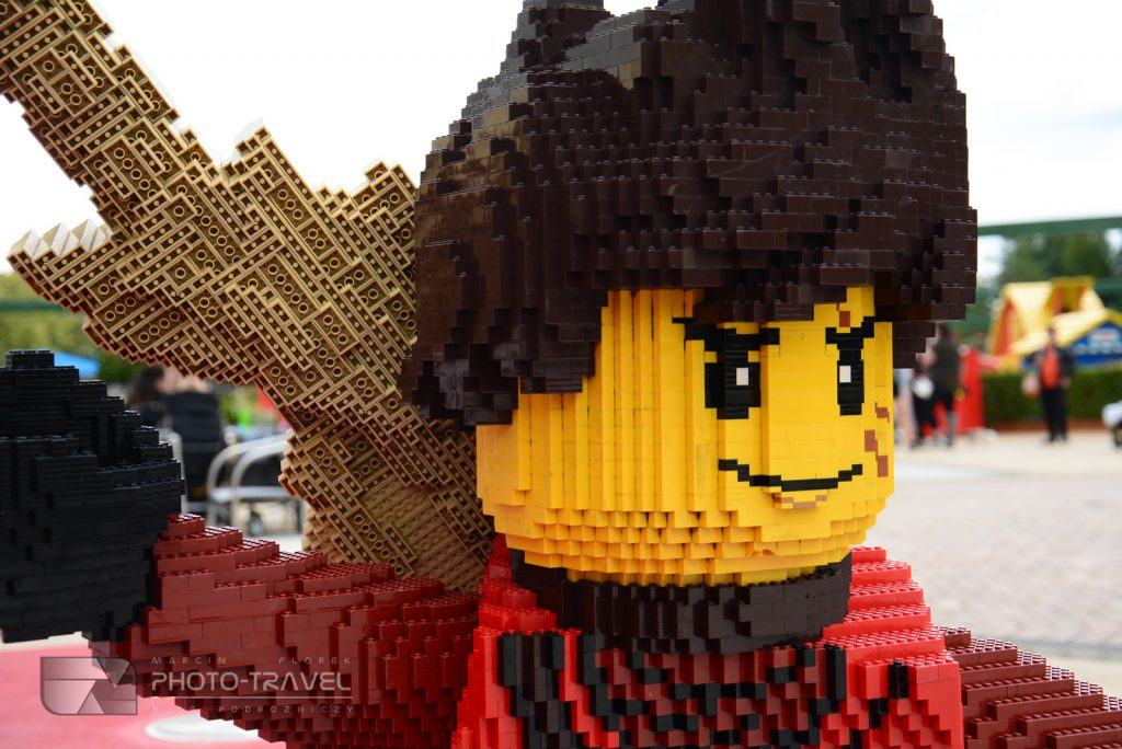 Legoland Dania - Lego Ninjago