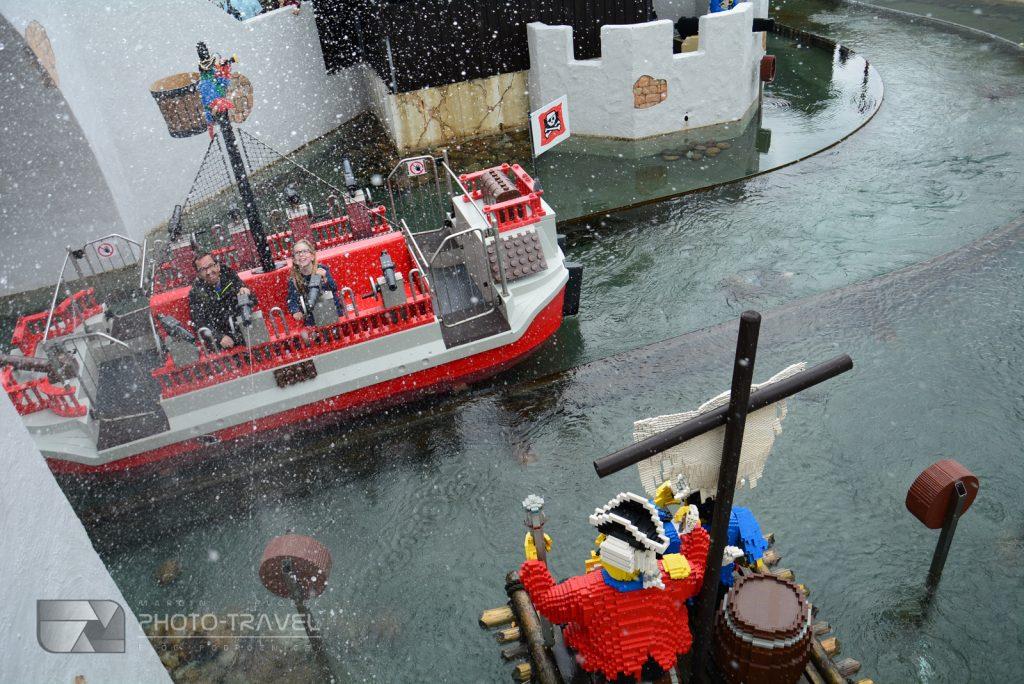 Legoland Dania - Piraci