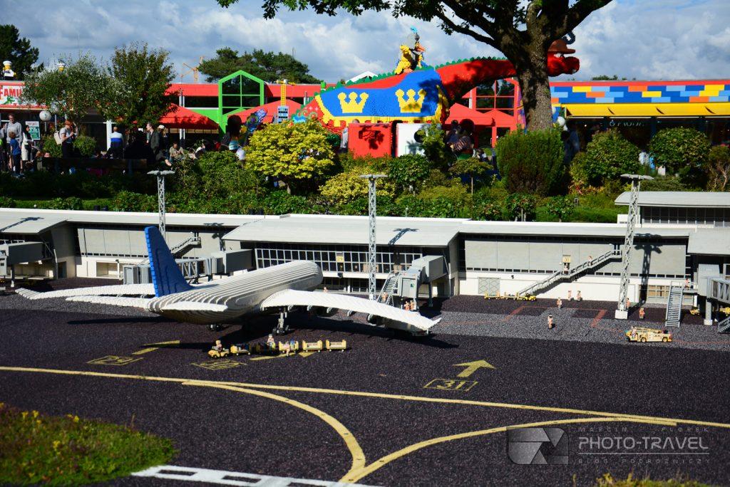 Legoland Dania - Miniland z dziećmi