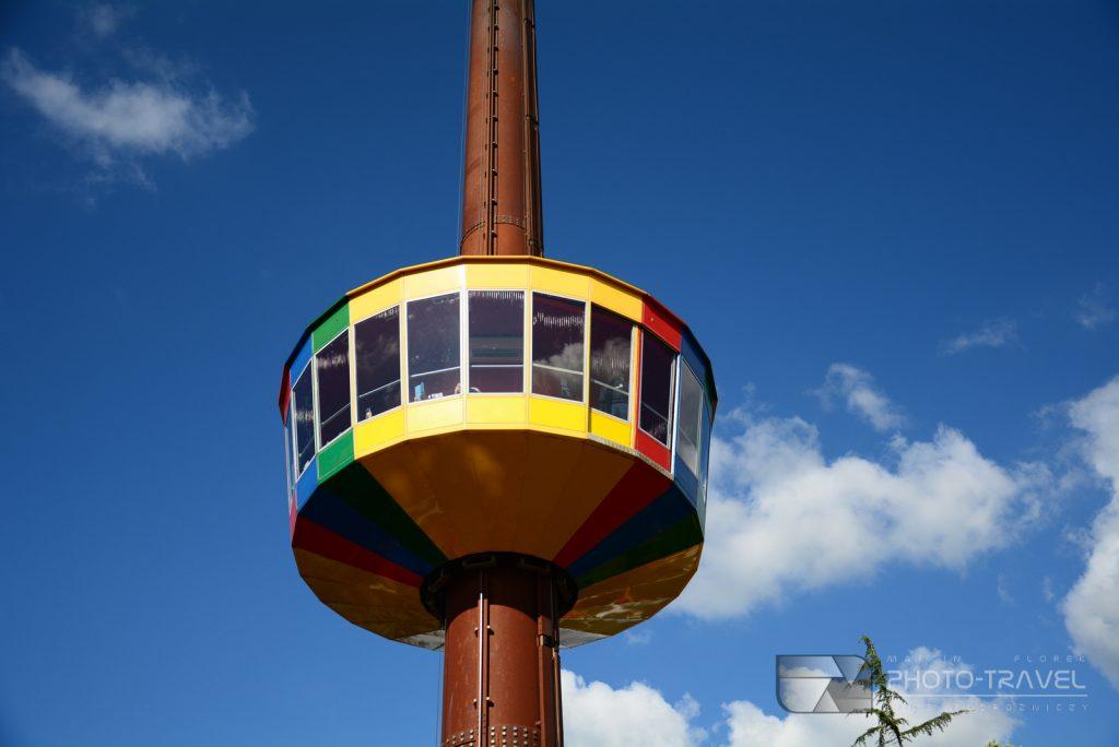 Legoland Dania - wieża