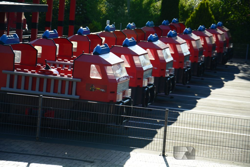Legoland Dania - straż pożarna