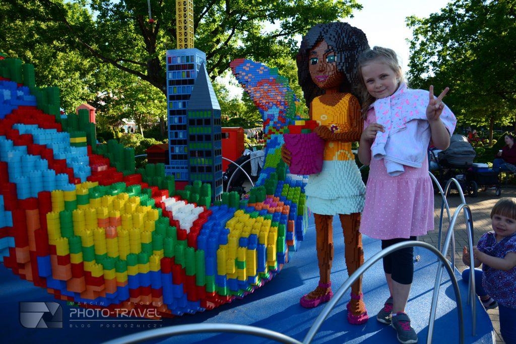 Legoland Dania - Lego Friends - Andrea