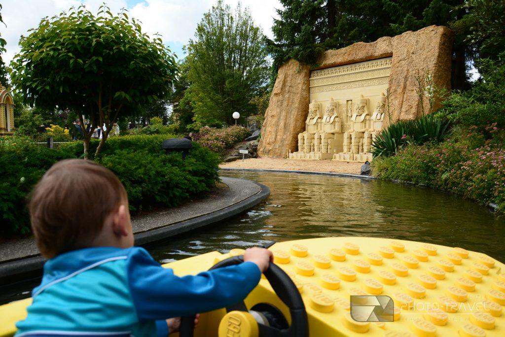 Legoland Billund zwiedzanie