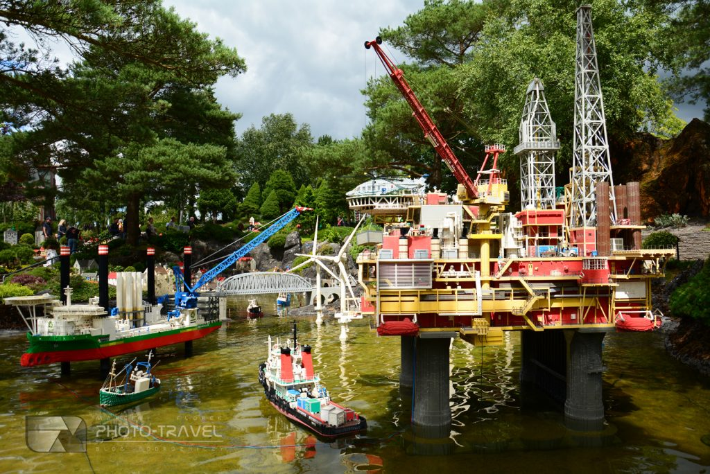 Legoland Dania co zobaczyć