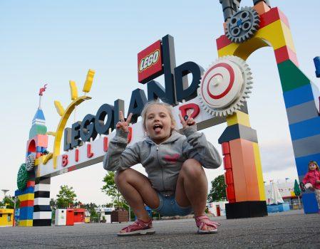 LEGOLAND Dania | Przewodnik po parku rozrywki Legoland Billund