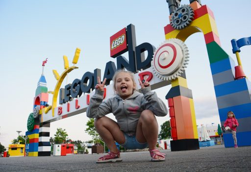Legoland Dania - atrakcje Legoland Billund