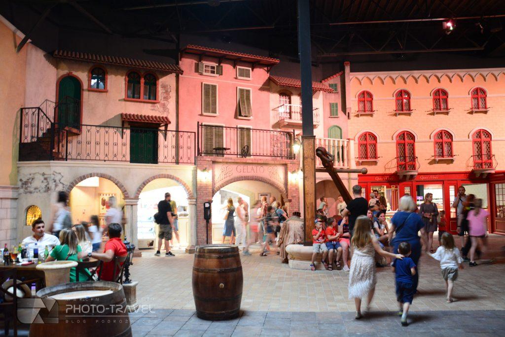 Mandoria Miasto Przygód atrakcje