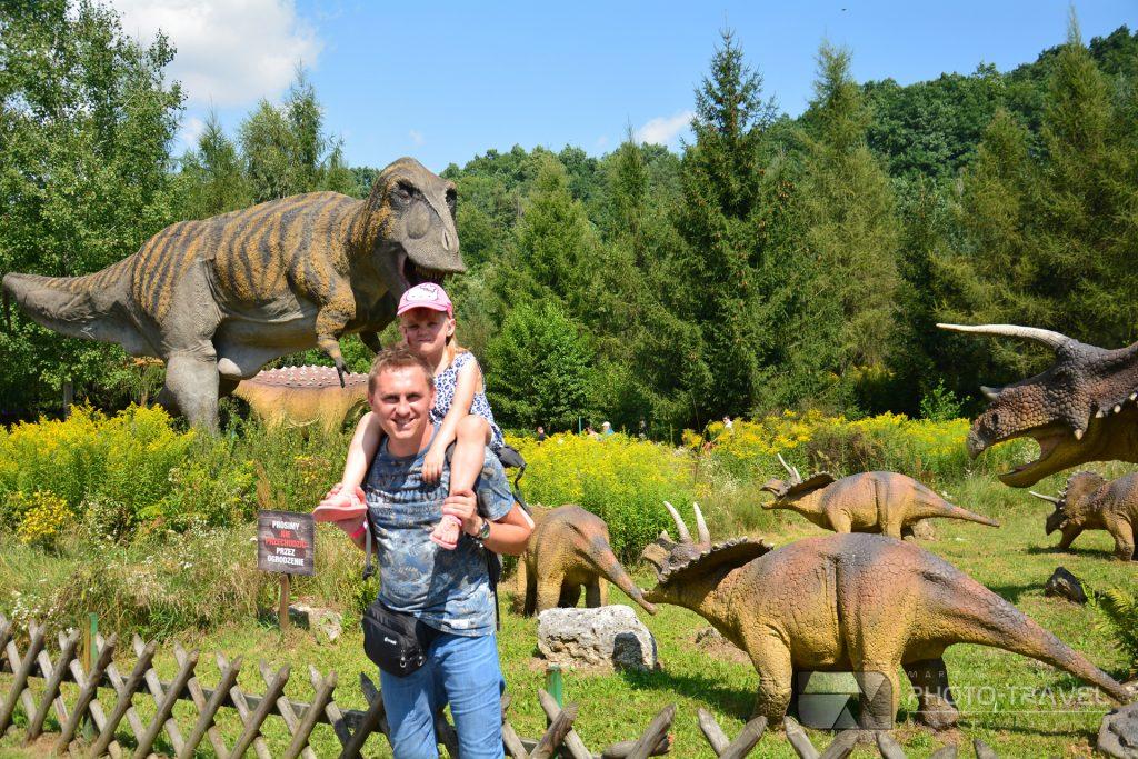 JuraPark Bałtów – Bałtowski Kompleks Turystyczny z dziećmi